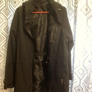 Be Boundless Water Repellent Rain Jacket